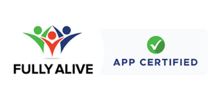 Fully Alive App Certified